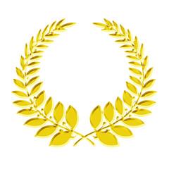 laurier or - récompense