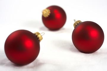 Weihnachtsbaumkugeln