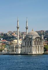 Mecidiye (Ortakoy) Mosque (Istanbul, Turkey)