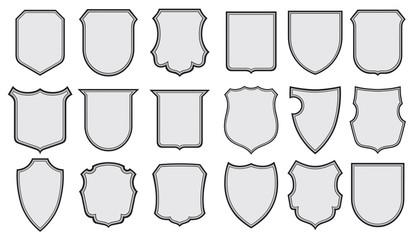 Shields frame vector