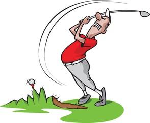 Goofy Golfer 3
