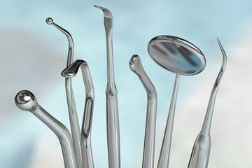 Dentist tools 6