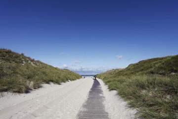 Weisse Düne von Norderney - White dune of Nerderney