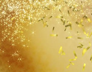 金色の輝き