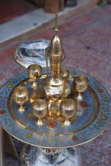 Small Oriental Pot