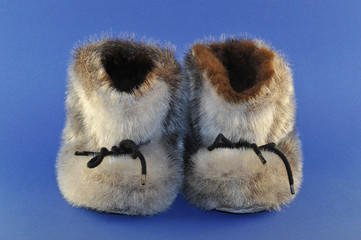 Sealskin Shoes for kids