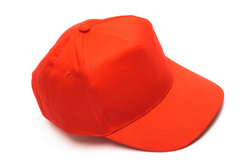 red cap for baseball