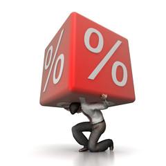 Big percents