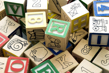 Scattered Learning Blocks