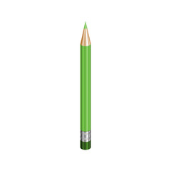 One pencil