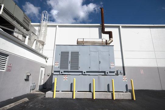 Generator backup power