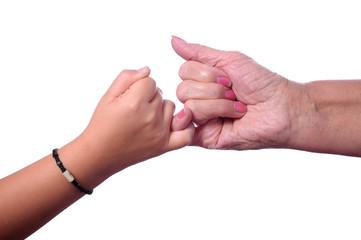 gioco di mani