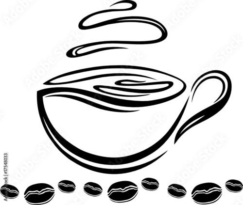 kaffee cafe kaffeetasse espresso kaffeebohnen stockfotos und lizenzfreie vektoren auf. Black Bedroom Furniture Sets. Home Design Ideas