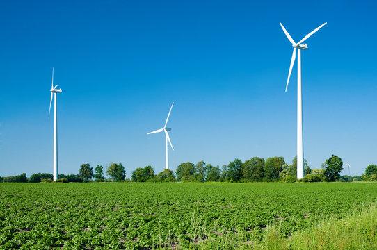 Windkraft, Klimaschutz