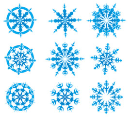 snow_vector set