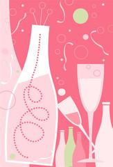 News Years – Light Pink Theme