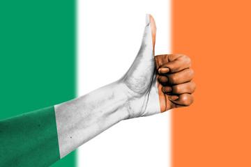 ok irlanda