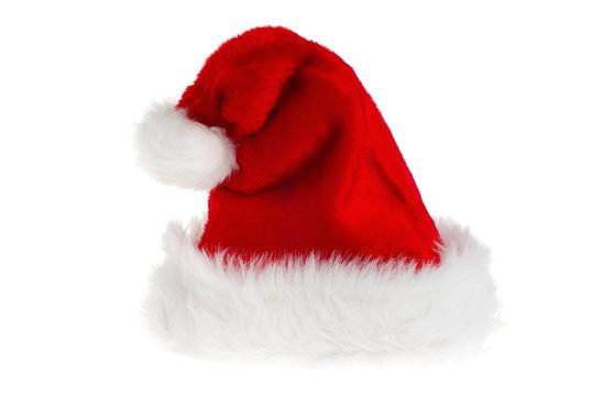 Freigestellte Nikolausmütze