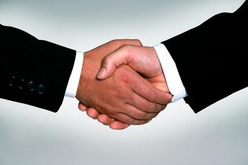 Erfolgreiche Verhandlung