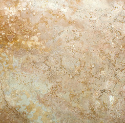Marble and travertine texture