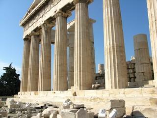 The Parthenon, east end, Athens, Greece