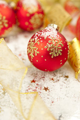 Christmas Background / Holiday Decorations