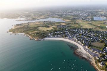 Plage de St-colomban, Carnac - Morbihan - Bretagne