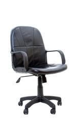 silla de oficina vacia
