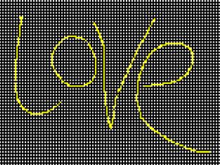 Love pixels