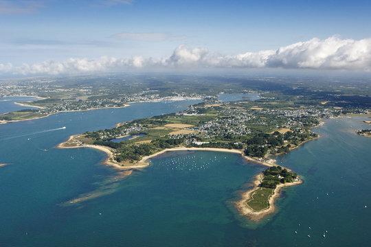 Pointe de Men er Bellec, St Philibert, Baie de Quiberon (56)