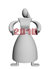 Woman With 2010