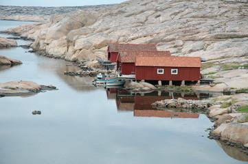 Fishing cottage