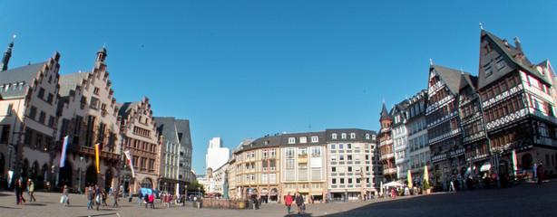 Panorama Römerberg