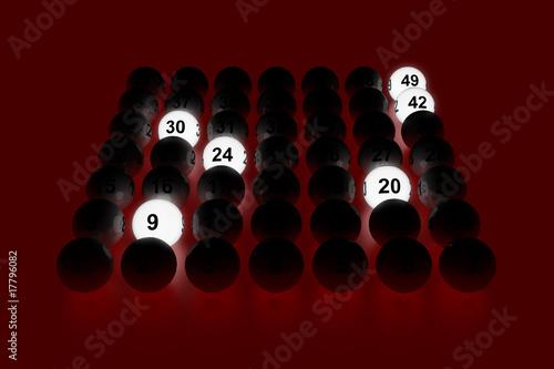 6 Aus 49 Möglichkeiten