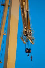 Crane of the dockyards