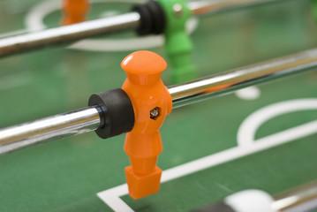 Foosball player figur