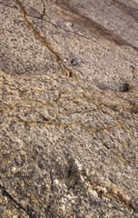 Dinosaur Footprint trail. Cabo Espichel, Portugal.