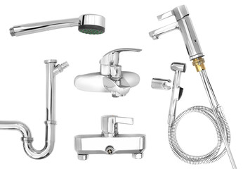 chrome-plated products