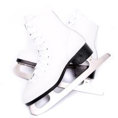 White skates