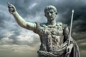 Poster Rome Augusto (Gaius Iulius Cæsar Octavianus Augustus), Roma
