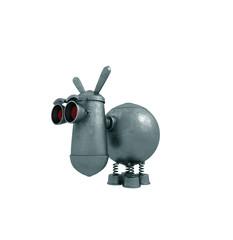 Robot donkey