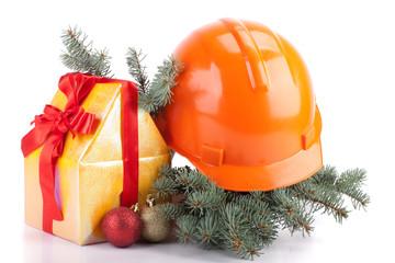 Christmas construction