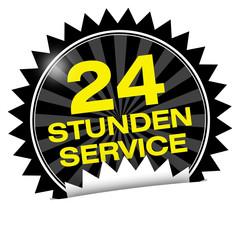 24 h service stunden 24h servicegarantie