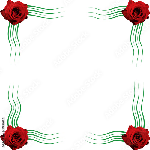 Cornice Con Rose Immagini E Vettoriali Royalty Free Su Fotoliacom