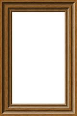 木製写真フレーム(長方形)