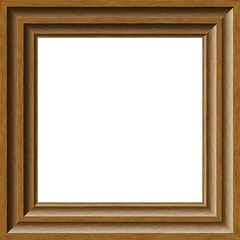 木製写真フレーム(正方形)