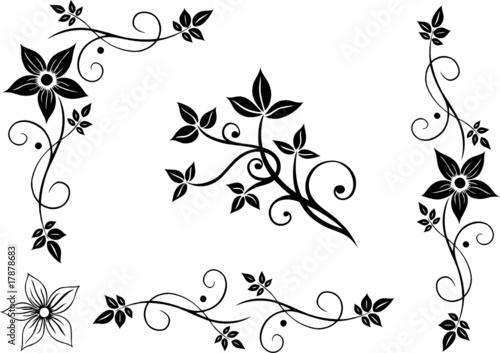 Ornament Muster Ornament Skizze Tatowierung