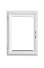 White PVC Window