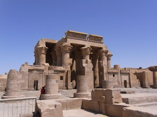 エジプト 神殿