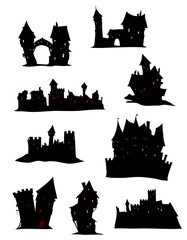 Houses and castles